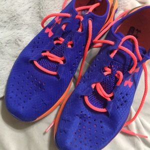 under armor running shoes